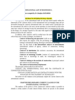 International Business Law 2