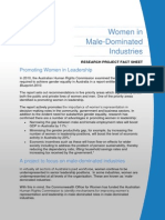 2012factsheet-women-in-male-dominated-industries