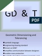 GD&T (MECHANICAL ENGINEERS)