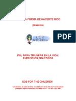 6714817 PNL Para Triunfar en La Vida Ejercicios Practicos