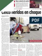 Policiaca  24 de enero 2014