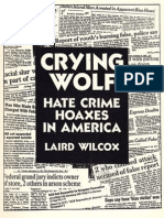 Crying Wolf - Laird Wilcox