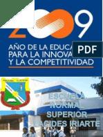 CONSTRUCCIÓN DE AMBIENTES DE APRENDIZAJES AUTÓNOMOS EN LOS ESTUDIANTES DE LA ESCUELA NORMAL SUPERIOR L. I.