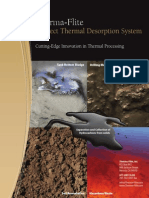 Therma-Flite - Indirect Thermal Desorption System