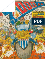 11852428 Judge Dredd Cursed Earth Saga