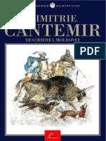 Cantemir Dimitrie - Descrierea Moldovei (Tabel Cronologic)