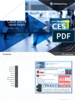 Gorkana CES 2014 Report US Says Zennie62Blog One Of Top Blogs At CES