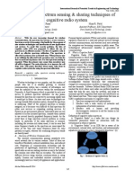 IJFTET - Vol. 4-Issue 1_review on Spectrum Sensing