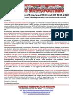 fondi ue 2014-2020