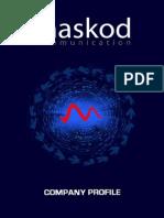 company profile/ profil perusahaan MASKOD COMMUNICATION