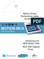 Motion c5te New 2014