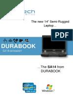 Sa14 DURABOOK datasheet