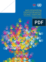 Turkey 2010 Millenium Development Goals Report