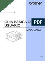 Mfc430w Spa Busr
