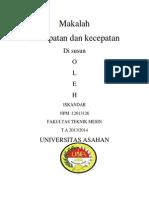 Iskandar As