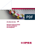 25 Anos de Cine Muestra Mujeres Pamplona
