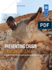 2012 Review of UNDP's Work in Conflict and Disaster-Affected
