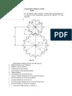 4.Elementele geometrice ale angrenajelor cilindrice cu dinţi