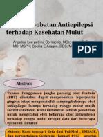 Efek Obat-Obatan Antiepilepsi Terhadap Kesehatan Mulut