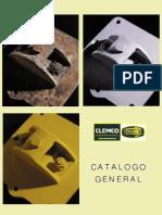 Catalogo General Clemco 2012