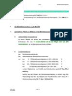Betriebsaasschuss Und Andere Gremien Des Betriebsrates Nach Dem BetrVG