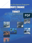 Climate Change and Turkey