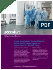 Accenture Health Public Service Siriraj Financial Management