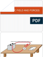 3 Magnetic Field and Force