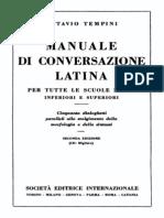 Tempini - Manuale di Conversazione latina.pdf