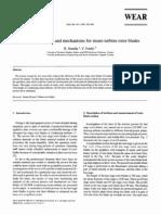 Wear Volume 186-187 issue part-P2 1995 [doi 10.1016_0043-1648(95)07136-9] B. Staniša; V. Ivušić -- Erosion behaviour and mechanisms for steam turbine rotor blades
