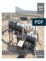 Catalog of Double Drum Asphalt Plant