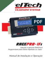 Manual Fueltech RacePRO