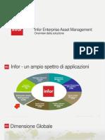 Infor Enterprise Asset Management - Overview della soluzione