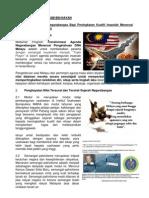 Proposal Motivasi Pengisian Agenda Negarabangsa Dna Melayu