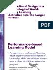 Performance-Based Learning Model