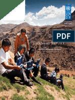 2012-2013 UNDP Annual Report