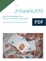 EmTech España 2013, en libro electrónico