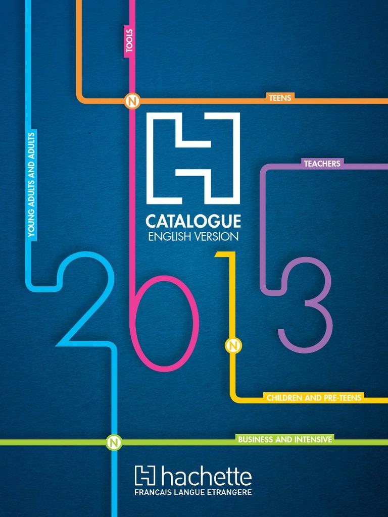 Catalog_Hachette.pdf | Lesson Plan | Reading Comprehension