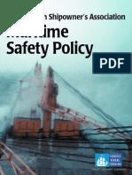 071023 Sjösäkerhetspolicy ENG