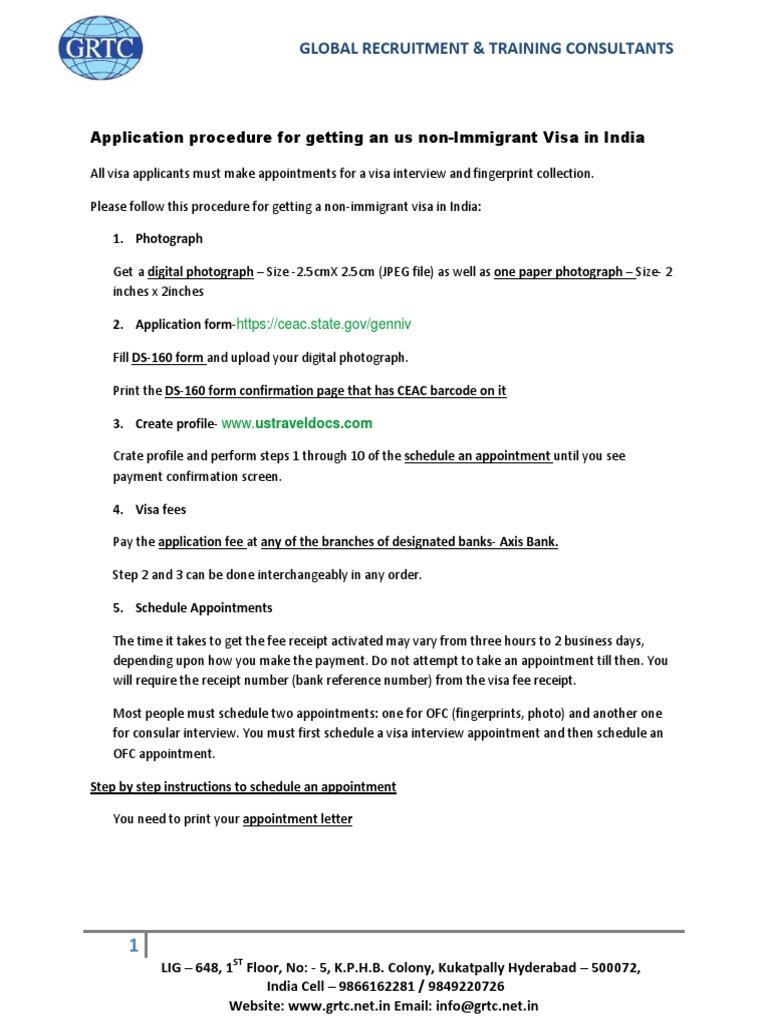 Global Recruitment & Training Consultants: Application