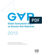 United Nations Global Assessment Report on Disaster Risk Reduction
