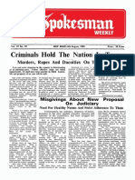 The Spokesman Weekly Vol. 29 No. 49 August 4, 1980