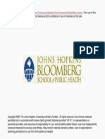 Biomedical Statistics Johns Hopkins