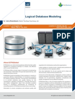 Conceptual Logical Database Modeling