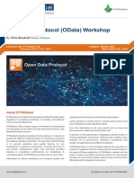 Open Data Protocol Workshop