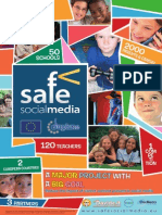 Safe Social Media Flipbook