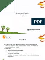 Presentación Proyectos