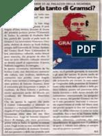 """""""Perché si parla tanto di Gramsci?""""  Incontro promosso dal Centro studi Piero Calamandrei - 31 gennaio, Palazzo della Signoria, Jesi"""
