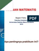 Ayunan Matematis 97