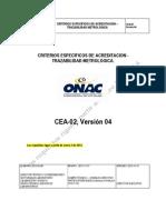 CEA-02 VERSIÓN 4